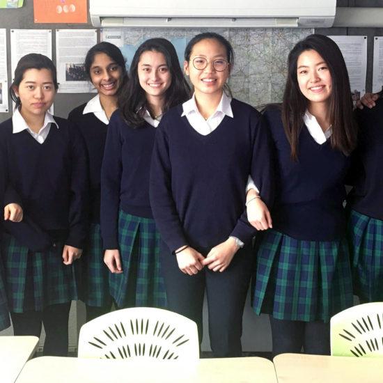 Sacré-Coeur Tokyo Grade 11-12 ok